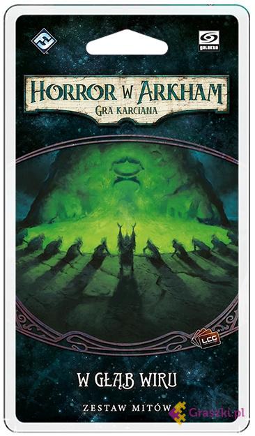 Horror w Arkham: Gra karciana - W głąb wiru